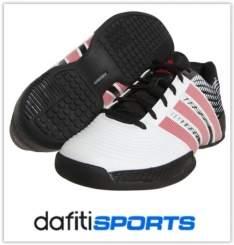 [Dafiti] Tênis adidas Commander TD 4 Low Branco por R$ 89