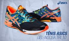 [CENTAURO] - Tênis Asics Gel-Noosa Tri 10 - Masculino - R$ 300