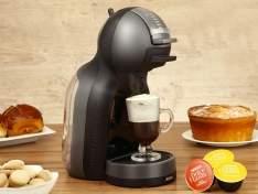 [SUBMARINO] - Nescafé Dolce Gusto Mini Mi Automática Preta - R$ 243