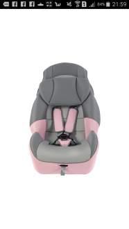 [Casas Bahia]Cadeira para Automóvel Cosco Hight Back Commuter XP CV4000 - 9 a 36 Kg - Rosa Vênus por R$ 159