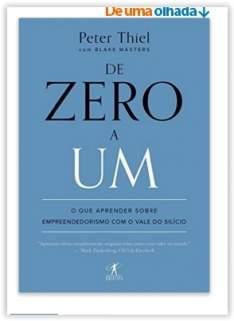 [Amazon] De zero a um - Peter Thiel por R$7 -  EBook Kindle