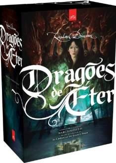 [Amazon.com.br] Box Trilogia Dragões de Éter - 3 Volumes  por R$ 25