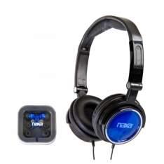 [Cdiscount] Kit Headphone dobrável e Earphone com encaixe de silicone - R$35