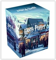 [SUBMARINO] - Coleção Harry Potter (7 Volumes)  por R$ 89