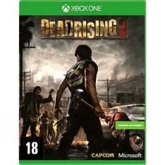 [AMERICANAS] Dead Rising 3 - XBOX ONE por R$ 54