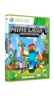 [Americanas] Minecraft Xbox 360 Edition - R$50
