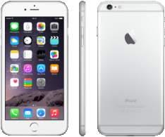"""[Saraiva] iPhone 6 """"PLUS"""" 16Gb Prateado Apple - R$3149"""