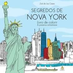 [Saraiva] Kit Segredos de Nova York + Segredos do Japão + Segredos de Paris - R$17