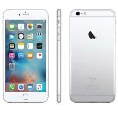 """[Extra] iPhone 6s Plus Apple com Tela 5,5"""" HD com 3D  16 Gb Prateado por R$ 2957"""