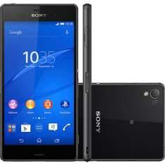 "[SHOPTIME] Smartphone Sony Xperia Z3 Compact Desbloqueado Android 4.4 Tela 4.6"" 16GB 4G Wi-Fi Câmera 20.7MP - Preto - R$1800"