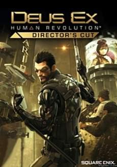 [Nuuvem] Jogo Deus Ex: Human Revolution - Director's Cut - R$9