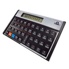 [Ponto Frio] Calculadora Financeira HP 12C Platinum por R$ 195