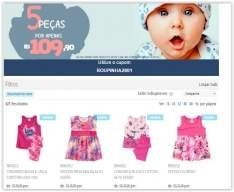 [Bebe Store] 5 Peças por apenas R$ 110