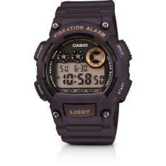 [Walmart] Relógio Masculino Digital Resina Azul W-735H-2AVDF Casio R$ 168,90