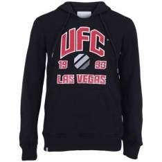 [Centauro] Blusão UFC Las Vegas com Capuz - Masculino R$ 90,99