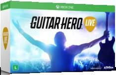 [Saraiva]  Guitar Hero Live Bundle - Xbox One R$ 379,91
