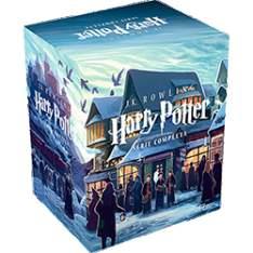 [submarino] Livro - Coleção Harry Potter (7 Volumes) R$ 135,00