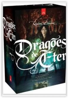 [voltou -Amazon.com.br] Box Trilogia Dragões de Éter - 3 Volumes por R$ 20
