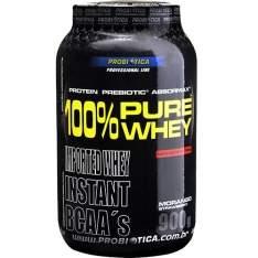 [Americanas] 100% Pure Whey Protein 900G - Probiótica de 149,90 por R$79,00