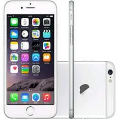 [Submarino] iPhone 6 128GB Prata iOS 8 4G Wi-Fi Câmera 8MP - Apple por R$ 3007