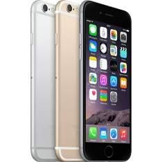 [Submarino] iPhone 6 128GB Dourado iOS 8 4G Wi-Fi Câmera 8MP - Apple No boleto! Use o cupom: MELIGA