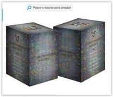[Submarino] Livro - Box Os Instrumentos Mortais (6 Volumes) - Edição Holográfica por R$ 80