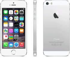 [Americanas] iPhone 5S 32GB Prata Desbloqueado IOS 8 4G + Wi-Fi Câmera 8MP- Apple - R$1781