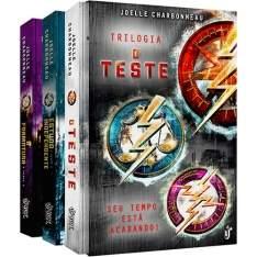 [Submarino] Box Trilogia O Teste (3 Volumes) - Edição Econômica  - R$50