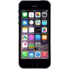 [Submarino] iPhone 5S 16GB Cinza Espacial Desbloqueado IOS 8 4G Wi-Fi Câmera de 8MP - Apple R$1.619,19 á vista Use o Cupom: ABREALAS