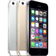 [Submarino] iPhone 5S 32GB Prata Desbloqueado IOS 8 4G + Wi-Fi Câmera 8MP- Apple R$1781,19 á vista no Boleto
