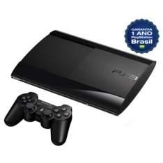 [Ponto Frio] Console Playstation 3 com 500GB - Fabricado no Brasil com 1 Ano de Garantia R$971,19 á vista