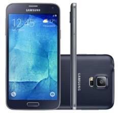 """[Submarino] Smartphone Samsung Galaxy S5 New Edition DS Dual Chip Desbloqueado Android 5.1 Tela 5.1"""" 16GB 4G Câmera 16MP - Preto R$1.157,00 no Boleto"""