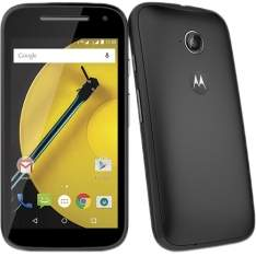 """[Submarino] Smartphone Motorola Moto E 2ª Geração Dual Chip Desbloqueado Android 5.0 com Tela 4.5"""" 8GB 4G Câmera 5MP GPS - Preto R$485,19"""