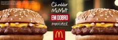 [Mcdonald´s] Cheddar McMelt 2x1- Cupom