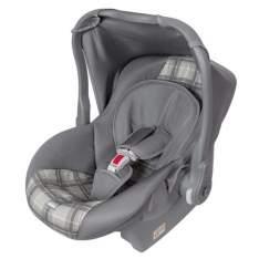 [Casas Bahia] Bebê Conforto Nino Cinza/Xadrez - Tutti Baby por R$ 135