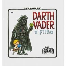 [Submarino] Livro Star Wars Darth Vader e Filho - R$10