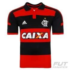[FUTFANATICS] Camisa Adidas Flamengo I 2014 R$72,82 no Boleto