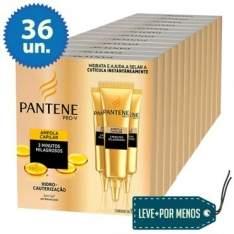 [Ricardo Eletro] 36 Ampolas de tratamento Pantene Hidro-Cauterização - R$85