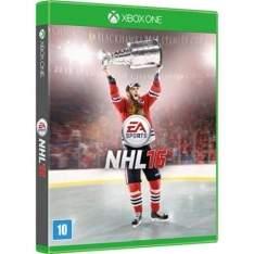 [Ponto Frio] Jogo NHL 16 - Xbox One - R$100