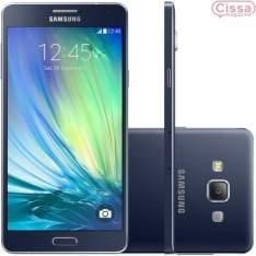 """[Cissa Magazine] Smartphone Galaxy A7 Duos A700 - Android 4.4, 16GB, Câmera 13MP, Tela 5.5"""" - R$1182"""