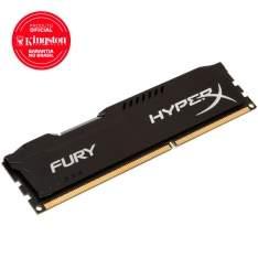 [Game7] Memória Gamer Kingston Hyper X Fury 8 GB 1866Mhz DDR3 CL10 Black - HX318C10FB/8 - R$189