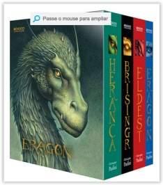 [Submarino] Livro - Box Eragon por R$ 50