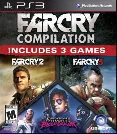 [SUBMARINO] Far Cry Compilation (Versão em Português) PS3 - R$ 70