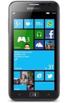 """[Saraiva] Samsung Galaxy Ativ S Prata Desbloqueado, Windows 8, Dual Core, Tela 4.8"""" HD, Câmera 8 Mp por R$ 719"""
