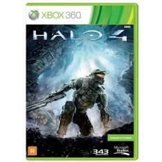 [Casa Bahia] Jogo Halo 4 - Xbox 360 - Só pra Retirar em loja! - R$32
