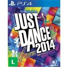 [Ponto Frio] Jogo Just Dance 2014 - PS4 - R$33