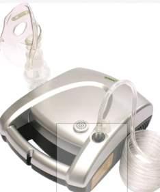 [Casa&Video] Nebulizador a Ar Comprimido G-Tech Nebcom V Bivolt por R$ 99