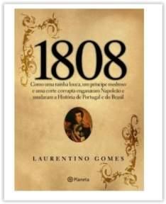 [Fnac] 1808 - EDIÇÃO ECONÔMICA - LAURENTINO GOMES por R$ 6
