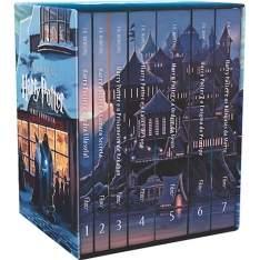 [Submarino] Livro - Coleção Harry Potter - 7 Volumes - R$80