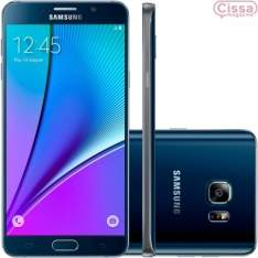 [CISSA] Galaxy Note 5 N920 Desbloqueado Preto por R$2600